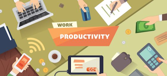What Productive People Do Differently, Hughes Xerographic