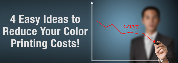 4 Easy Ideas To Reduce Your Color Printing Costs Hughes